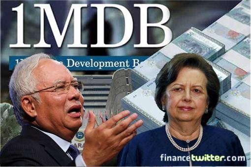 1MDB Scandal - Najib Grill Central Bank Governor Zeti