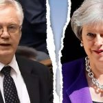 Brexit Chief Davis Resigns, Refuses To Sellout Country - Panicked PM Theresa May Leadership In Crisis