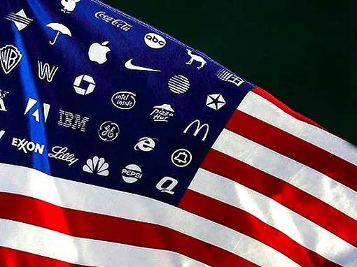 Earning Season - American Flag