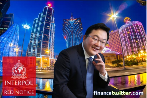 Billionaire Jho Low – The Fugitive Neither Singapore Nor Malaysia