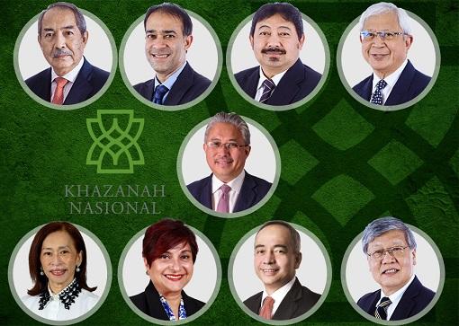 Khazanah Nasional Berhad KNB Board of Directors - Mass Resignation 2