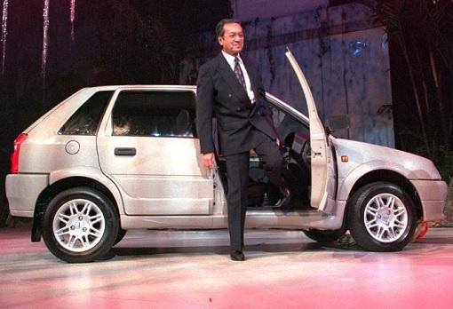 Mahathir Mohamad - Dream of Third National Car
