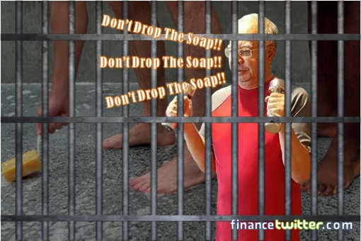 Najib Razak - Prison - Don't Drop The Soap