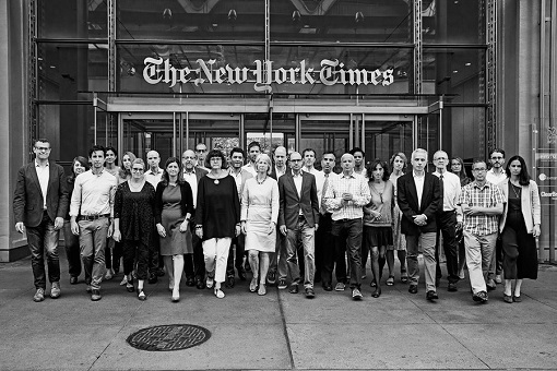 The New York Times - Employees