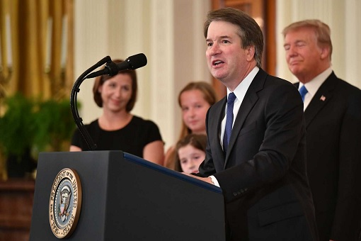 Trump Nominates Brett Kavanaugh To Supreme Court