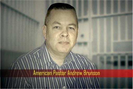 American Pastor Andrew Brunson