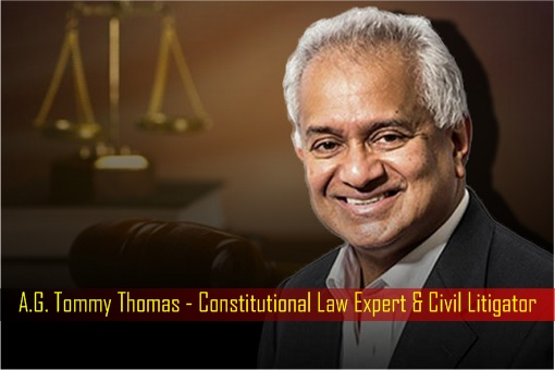 Attorney General Tommy Thomas - Constitutional Law Expert and Civil Litigator