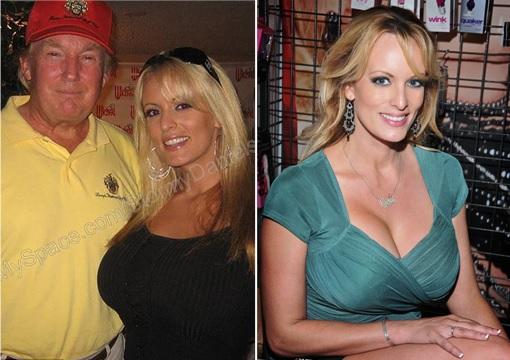 Donald Trump Sex Scandal - Stormy Daniels
