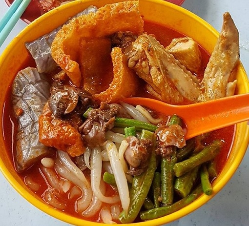 Planet's Top-20 Ultimate Best Food - Malaysia Hawker Food