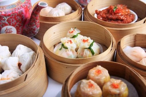 Food - Dim Sum in Hong Kong