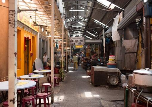 Food - Madras Lane, Petaling Street, Kuala Lumpur