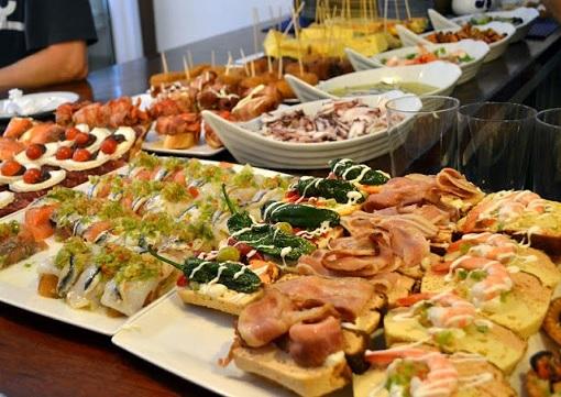 Food - Pintxos in San Sebastián, Spain