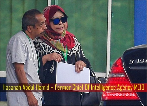 Hasanah Abdul Hamid – Former Chief Of Intelligence Agency MEIO
