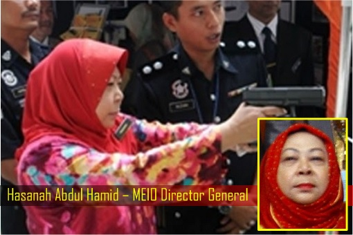 Hasanah Abdul Hamid – MEIO Director General