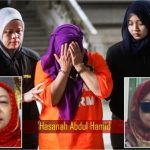 Help Yourself To The Cash - Najib's Top Spy Girl Hasanah Was A Shameless Thief After All