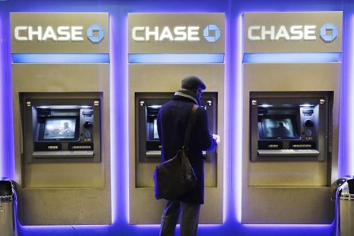 JPMorgan Chase ATM Machines