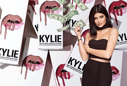 Kylie Jenner - Kylie Cosmetics