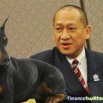 Bad Dog!! - Here're The Hidden Reasons Why Doberman Nazri Bites Najib And Sucks Up To Mahathir