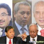 UMNO Brotherhood My Foot!! - Ungrateful Warlords Sharpening Knives For Najib's Head