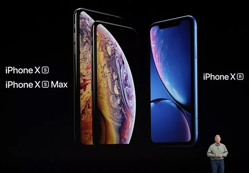Apple Reveals New iPhone XR, XS, XS Max