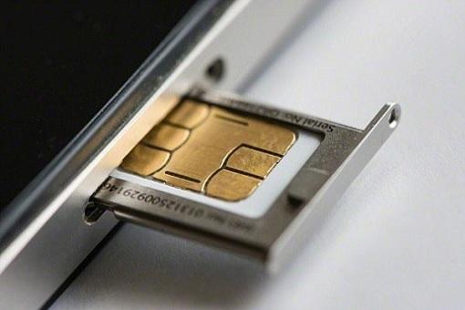 Apple iPhone Sim Card