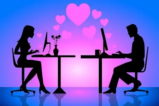 Internet Online Love Scam