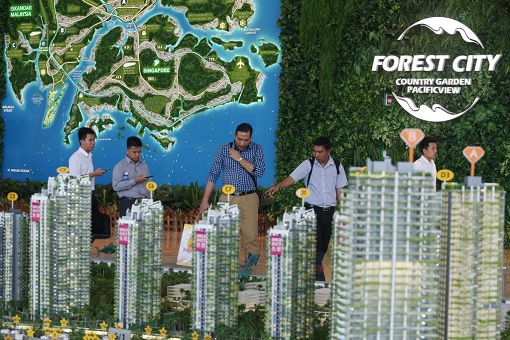 Johor Forest City