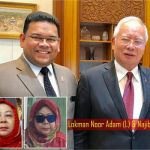 Too Hot To Handle - Ungrateful Najib's Camp Throws Spy Girl