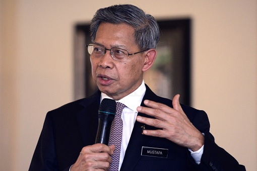 Mustapa Mohamed - UMNO Warlord