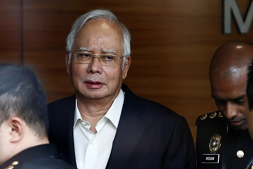 Najib Razak - Arrested 1MDB Scandal - Corruption