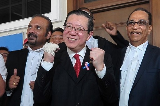 Penang Bungalow Scandal - Lim Guan Eng Reaction After Acquitted