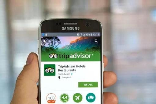 TripAdvisor App - Samsung Android