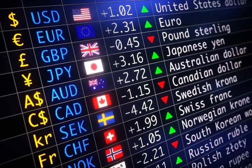 Currency Forex Exchange