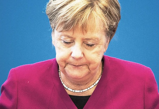 German Chancellor Angela Merkel - To Quit
