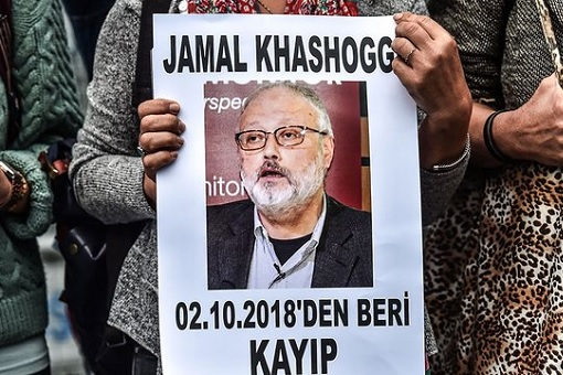 Jamal Khashoggi - Dead Murdered Killed