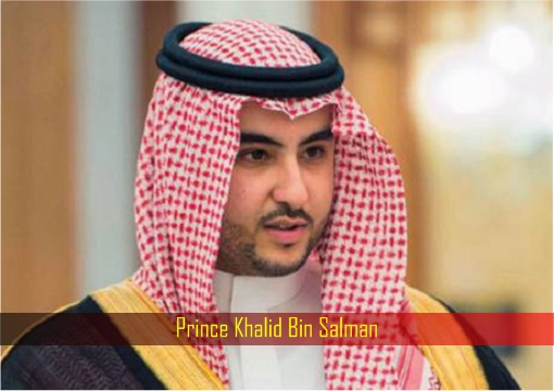 Prince Khalid Bin Salman
