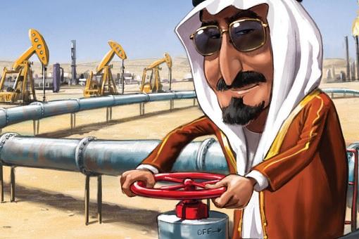 Saudi Arabia Weaponise Oil - Turn Off