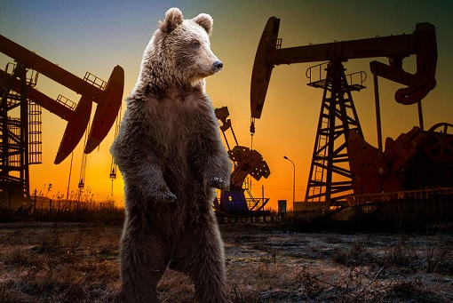 Crude Oil Enters Bear Market Territory