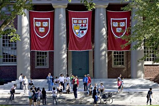 Global University Employability Ranking 2018 - Harvard University