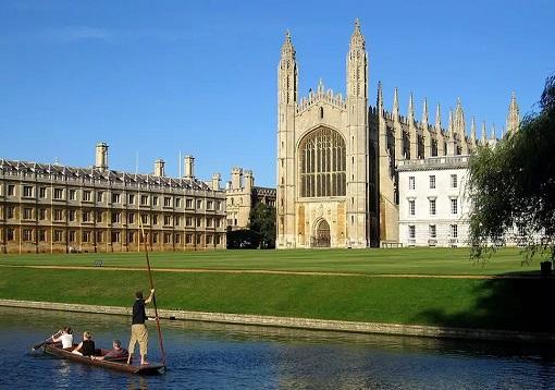 Global University Employability Ranking 2018 - University of Cambridge
