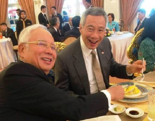 Singapore PM Lee Should Stop Trying To Prove He's A Big Bully Like His Durian Buddy Najib