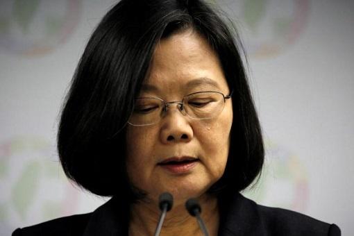 Taiwan Election 2018 - President Tsai Ing-wen Major Loss