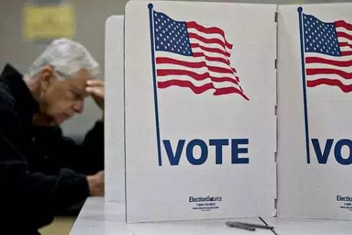 United States Midterm 2018 Election - Voters Voting