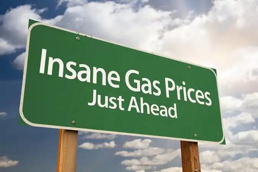 Crude Oil Price - Insane Gas Prices - Petrol