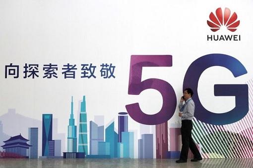 Huawei - 5G Technology Advertisement