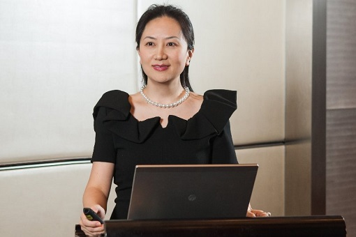 China Furious!! - CFO & Daughter Of Huawei Founder Arrested In Canada On Behalf Of The U.S.