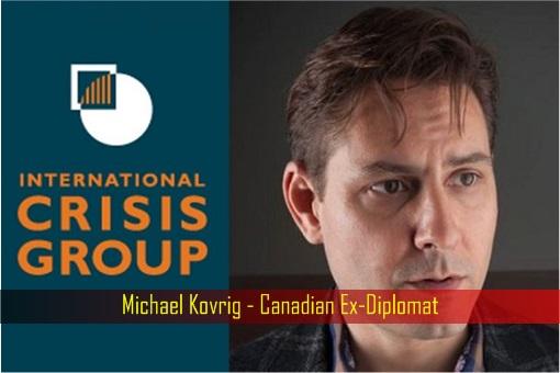 Michael Kovrig - Canadian Ex-Diplomat