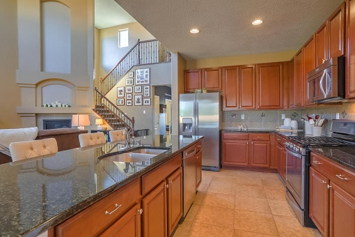New Home For Sale - Kitchen