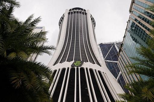 Tabung Haji - Building