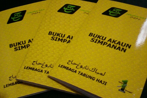 Tabung Haji Pilgrim Fund - Saving Books